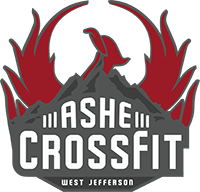 Ashe CrossFit logo